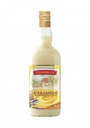 bottle caramelo